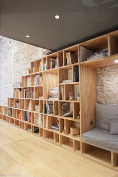Home Library Design, Wood Staircase, Interior Decorating, Interior Design, Architect Design, Room Decor Bedroom, Interior Architecture, Small Spaces, House Plans