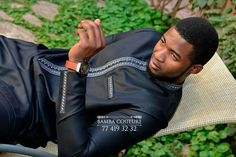 African Wear Styles For Men, African Dresses Men, African Attire For Men, African Clothing For Men, African Shirts, Nigerian Men Fashion, African Men Fashion, Kaftan Men, Suits And Sneakers