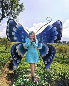 Hanging Gardens Bali, Hobbit Land, Sculpture Art, Sculptures, Butterfly Park, Murals Street Art, Life Is A Journey, Pretty And Cute, Cool Diy