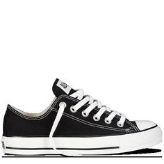 Converse Unisex Chuck Taylor All Star Ox Low Top Classic Black Sneakers Style New Balance, New Balance Shoes, Trendy Shoes, Cute Shoes, Casual Shoes, Simple Shoes, Ugly Shoes, Casual Sneakers, Black Sneakers