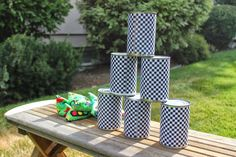 Race Car Birthday Party Game Ideas