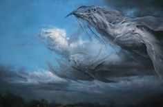 ArtStation - Into the Mouth of the Leviathan, Dmitry Solonin