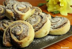Poppy Cake, Minion, Bagel, Doughnut, Mousse, Muffin, Bread, Breakfast, Recipes