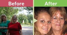 What does your before-and-after comparison look like?