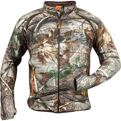 Rocky Hybrid Stretch Realtree AP Camo jacket - #600382