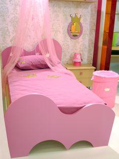 παιδικό κρεβάτι για κορίτσια / MODO MOBILE