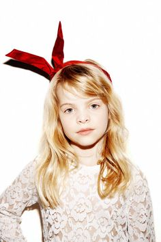 My Little Dress Up ♥ Clemence blouse & Alice headband