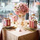 Golden Surprise | BBJ Linen - love the linens
