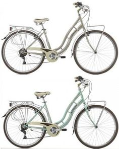 Radsport Fahrrad urban style ATALA COLLEGE 26 Damen city Fahrrad aus Spaziergang weiß