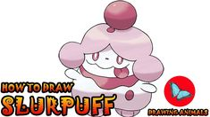 Learn How To Draw Slurpuff Pokemon ** Leave the comments for your request about the news lesson! Please help our channel grow by giving LIKES, sharing with f. Draw Pokemon, Pokemon Charmander, Pokemon Sun, Pokemon Cards, Drawing Animals, Animal Drawings, Drawing Tutorials, Art Tutorials, 30 Day Drawing Challenge