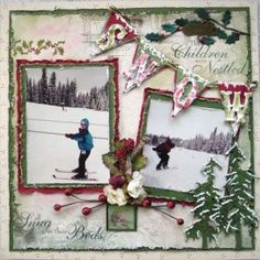 snow layout by lois