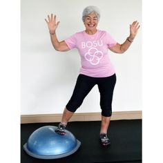 37 BOSU® for Active Aging ideas | creativity exercises, aging, active
