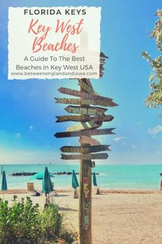 A guide to some of the best beaches in Key West Florida USA, including visiting Fort Zachary Taylor! Key West Hotels, Key West Beaches, Maui Vacation, Vacation Destinations, West Florida, Florida Usa, Florida Trips, Florida Keys Islands, Zachary Taylor
