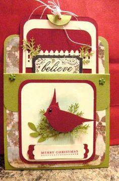 pocket fold card