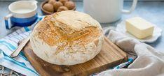 Így készíts otthon kovászos kenyeret. Kenya, Bread, Food, Essen, Breads, Baking, Buns, Yemek, Meals