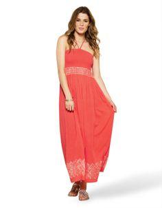 Charita maxi dress