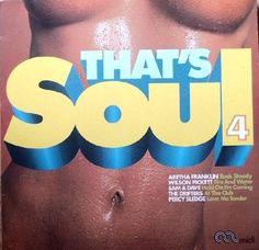 Various - That s Soul 4 GER 1973 Lp vg+