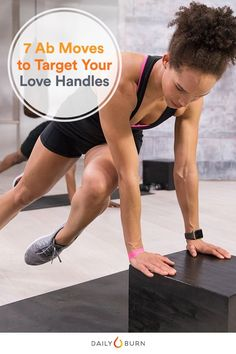 4e4da3a364 7 Oblique Exercises to Target Your Love Handles