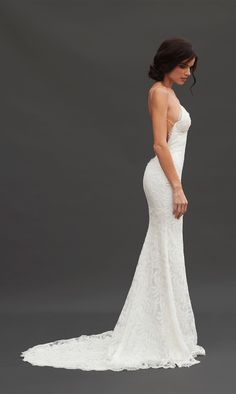 Princeville Gown by Katie May