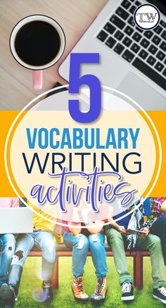 5 engaging ways to incorporate vocabulary in writing practice New Vocabulary Words, Vocabulary Instruction, Teaching Vocabulary, Vocabulary Activities, Teaching Writing, In Writing, Writing Practice, Reading Response Activities, Writing Activities