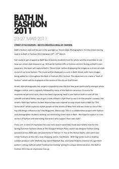 Press Release Design