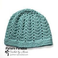 Free Crochet Pattern Charmed Cloche is part of Knitting and Crochet Hats Free Pattern - Crochet pattern for mommy and me matching cloche hat by patternparadise com crochet patternparadisecrochet hat cloche freepattern Crochet Adult Hat, Bonnet Crochet, Crochet Baby Hat Patterns, Crochet Cap, Crochet Amigurumi, Crochet Baby Hats, Free Crochet, Chemo Caps Pattern, Beanie Pattern Free