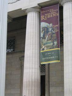 Museum column, CC