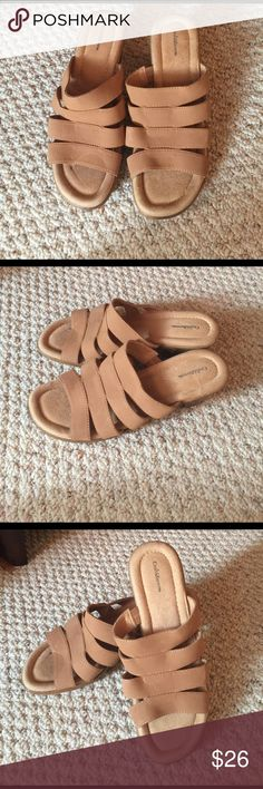 New Craft&barrow tan women shoes size and 10 Bundle up and save croft & barrow Shoes Sandals