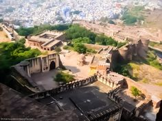 Mehrangarh Fort  Be a Tourist in Your Own City - The Vagabond Wayfarer