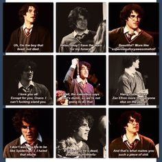 Darren as Harry <3