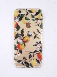 Citrus Blossom (iPhone 6 Case)