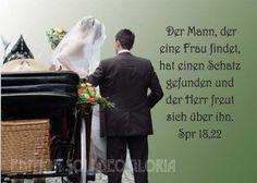christliche Postkarte 69, christliche Hochzeitskarte, Hochzeit, Brautpaar, Sprüche - Bibel a la Carte - Christliche Karten