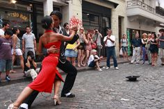 Though the Argentine Tango is a source of pride for Argentina today, it was originally considered a street dance, too crude for the cultured masses.