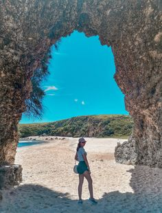 Morong Beach, Sabtang Island One of the top destinations in Batanes! Located in Sabtang Island, you need to stay and avail a 3 nights package to be able to visit this awesome island. Batanes, Tourist Spots, Top Destinations, Travel Goals, Philippines, Islands, Arch, Doll, Awesome
