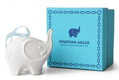 jonathan adler ornament elephant Jonathan Adler Christmas Ornaments 2010