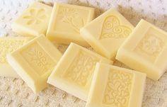 Custom Hand - Stamped Soaps ( set of 8 ) : Great for bridal shower / wedding favors $26.50 #promofrenzyteam
