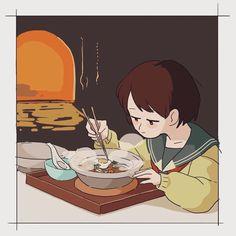Adventure Time Style, Studio Ghibli Art, Drawing Frames, Ghibli Movies, My Neighbor Totoro, Cool Animations, Miyazaki, Stop Motion, Princesas Disney