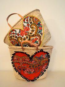 A par com as casinhas nas cestas de picnic XS, as alcofas com o coração de Viana foram o mai...