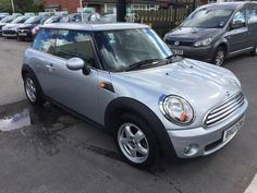 Mini Hatch 1 6 Cooper 118 Bhp 2007 Cash Price 5 495 Body Type Hatchback
