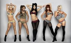 pussycat doll dance workout video! haha i have got to try this