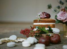 Mini naked Cake von Dagmar Pauser von Kuchen mit Stil | Foto: Belle & Sass