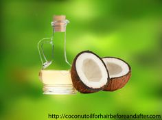 Coconut Oil For Hair Before And After