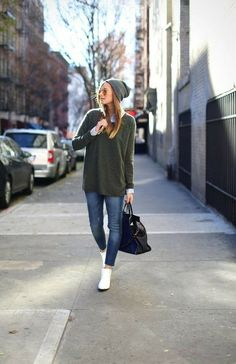 Comfy and stylish!  #lookoftheday http://pict.com/p/COh