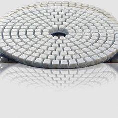 4 Inch 7 Inch Diamond Polishing Pad 20+2 Granite concrete glass travertine stone