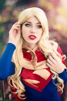 Super Portrait by MeganCoffey on DeviantArt