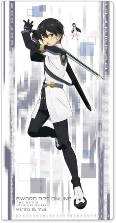 Kazuto & Yui ~ Ordinal Scale