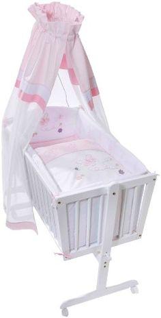 Easy-Baby-480-85-Wiegenset-Butterfly-rose