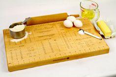 Cutting Board Kitchen Conversions Large Premium par PaulSzewc