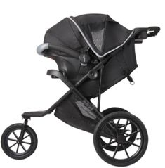 The Evenflo platinum invigor8 jogging stroller is a beautiful jogger for an affordable price. It is a little big but what jogging stroller isn't. It features a swiveling locking front wheel, multi position reclining seat with a 3/5 point safety harness. It has a big canopy and is pretty airy with the side ventilation provided. It is easy to fold and relatively light weight. Ease of use, comfort and convenience Seat The seat of this stroller is recommended for children who can sit…