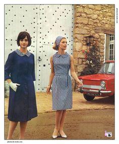 mode années 60  1964